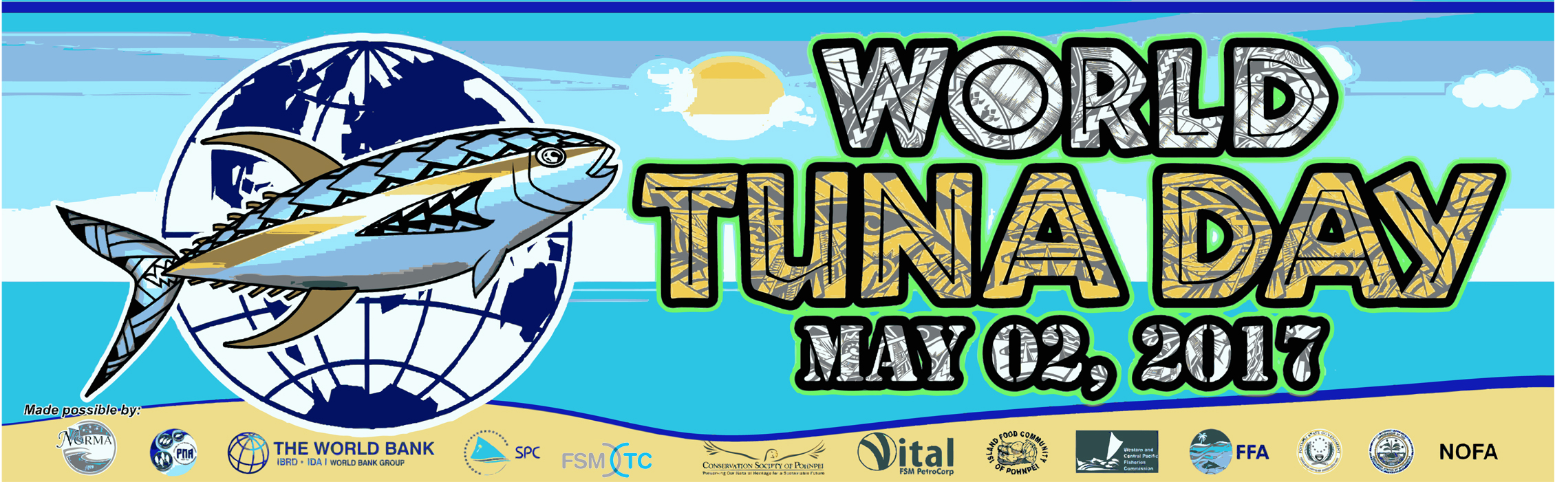 Happy World Tuna Day!